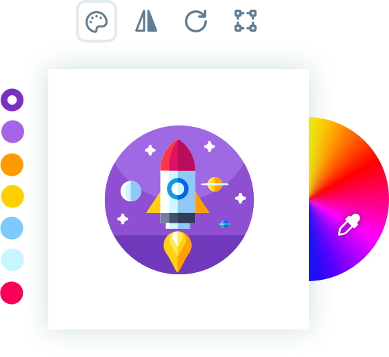3c92678da4bca Cada icono a tu gusto con el editor de iconos