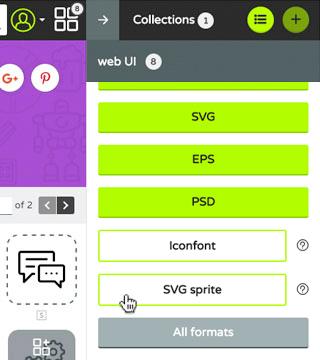 Manual de sprites SVG, parte 2